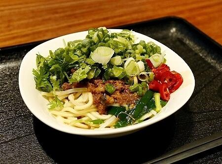 台湾桃園空港第1ターミナル プラザプレミアムラウンジ Zone C Plaza Premium Lounge  オーダーメニュー 麺