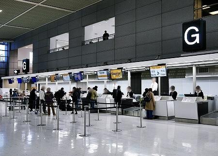 タイガーエア 成田空港第2ターミナル チェックインカウンター