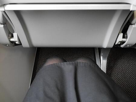 タイガーエア 機内 シート 座席 IT201