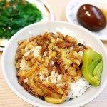 台湾 台北 金峰魯肉飯 煮卵