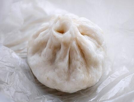 台湾 台北 姜包子店 肉まん