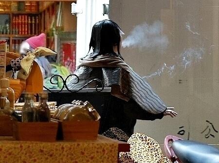 台湾シャンプー 迪化街 ディーホアジエ 美容院 工力Hair Salon