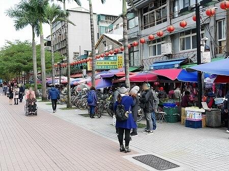 台湾 台北 雙連朝市