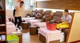 台北「精気神養生会館 中山店」人気マッサージ店の新店は意識高い系でサービス満点!痛さも満点っ・・・!