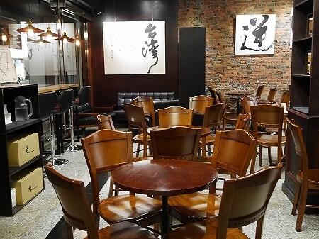 台湾 台北 森高砂咖啡 迪化街 カフェ