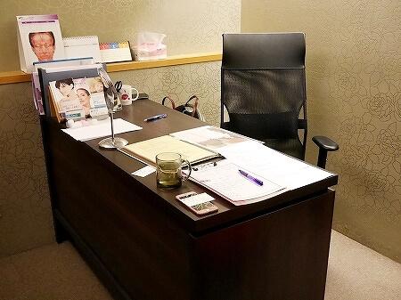 台湾 台北 永茂診所 美容クリニック UTIMS ユーティムス 院内 カウンセリングルーム