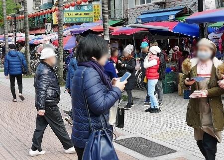 1月上旬の台湾、台北の気候・服装 気温