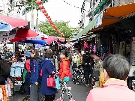 1月上旬の台湾、台北の気候・服装