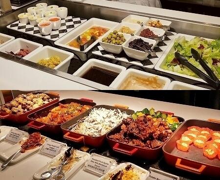 台湾 桃園空港第1ターミナル プライオリティパス プラザプレミアムラウンジ Zone D 食べ物
