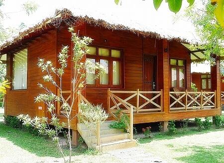 スリランカ カルナカララ・アーユルヴェーダ・スパ&リゾート 滞在記 部屋 コテージ karunakarala