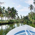 スリランカ カルナカララ・アーユルヴェーダ・スパ&リゾート 滞在記 アクティビティ ボートクルーズ