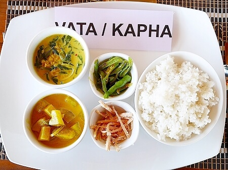スリランカ カルナカララ・アーユルヴェーダ・スパ&リゾート 滞在記 食事 昼食 karunakarala