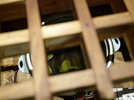 スリランカ カルナカララ・アーユルヴェーダ・スパ&リゾート 滞在記  スチームバス karunakarala