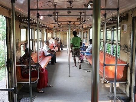 スリランカ 列車 電車 鉄道