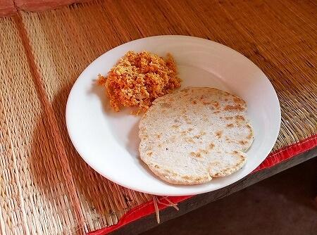 スリランカ カルナカララ・アーユルヴェーダ・スパ&リゾート 滞在記 アクティビティ 料理教室 ココナッツサンボル