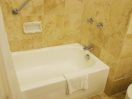 スリランカ シナモングランドコロンボ ホテル おすすめ 部屋 Cinnamon Grand Colombo バスタブ