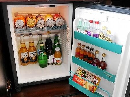 スリランカ シナモングランドコロンボ ホテル おすすめ 部屋 Cinnamon Grand Colombo ミニバー 冷蔵庫