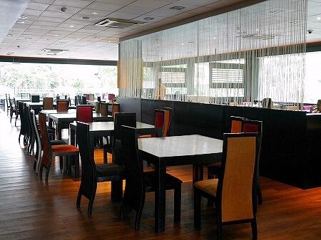 スリランカ Chutneys シナモングランドコロンボホテル レストラン チャツネ 店内