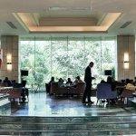 スリランカ シナモングランドコロンボ ホテル Cinnamon Grand Colombo ティーラウンジ