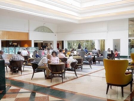 スリランカ シナモングランドコロンボ ホテル Cinnamon Grand Colombo COFFEE STOP カフェ