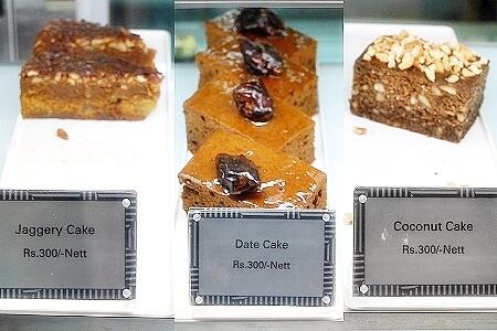 スリランカ シナモングランドコロンボ ホテル Cinnamon Grand Colombo COFFEE STOP カフェ ケーキ