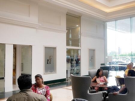 スリランカ シナモングランドコロンボ ホテル Cinnamon Grand Colombo 美容院