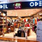 スリランカ コロンボ クレスキャットブールバード ショッピングモール Crescat Boulevard オデール ODEL