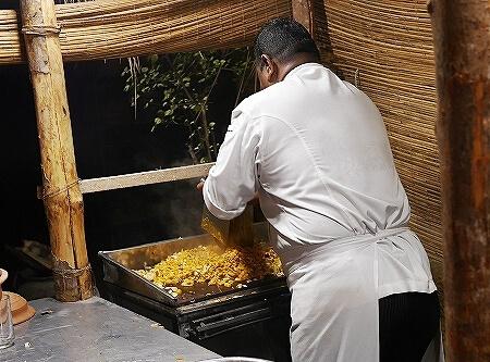スリランカ コロンボ NUGA GAMA ヌガガマ Colombo レストラン スリランカ料理 ビュッフェ コットゥ