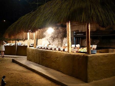 スリランカ コロンボ NUGA GAMA ヌガガマ Colombo レストラン スリランカ料理 ビュッフェ