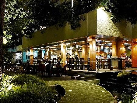 スリランカ コロンボ The Lagoon ラグーン シナモングランドコロンボホテル