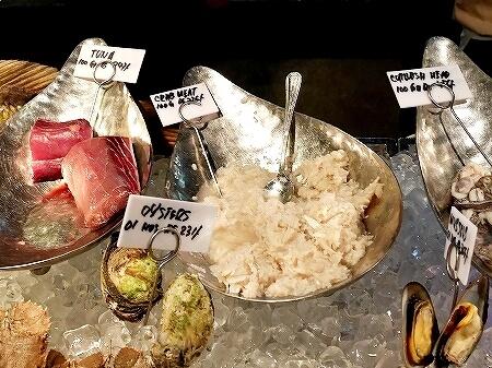 スリランカ コロンボ The Lagoon ラグーン シナモングランドコロンボホテル カニ肉