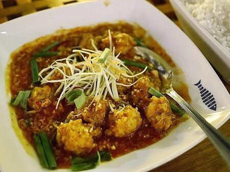 スリランカ コロンボ The Lagoon ラグーン シナモングランドコロンボホテル カニ肉 蟹