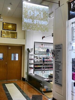 スリランカ コロンボ ジェルネイル ネイルサロン OPI Nail Studio