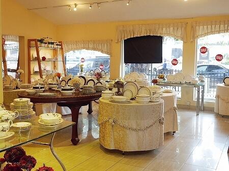 スリランカ コロンボ ノリタケ 食器 皿 Noritake Lanka Porcelain 店内