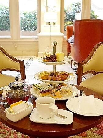 スリランカ コロンボ タージサムドラホテル Taj Samudra Lattice アフタヌーンティー ハイティー