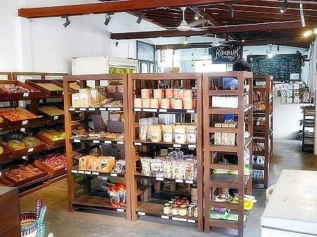 スリランカ コロンボ GOOD MARKET グッドマーケット オーガニック 店内