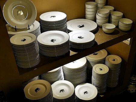 スリランカ コロンボ お土産屋 パラダイスロード Paradise Road 食器 皿 ゾウ