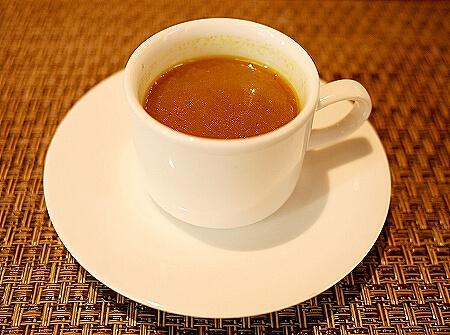 スリランカ コロンボ パルマイラレストラン レヌカホテル Palmyrah  renuka hotel ラッサム rasam スープ