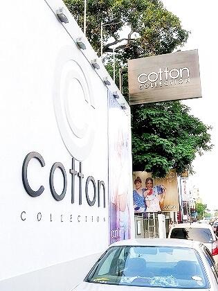スリランカ コロンボ COTTON COLLECTION コットンコレクション 洋服 ファッション ワンピース おすすめ かわいい
