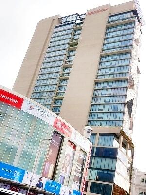 コロンボ スリランカ モーベンピックホテル movenpick