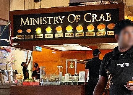 スリランカ コロンボ ミニストリーオブクラブ Ministry of Crab 仕入れ状況