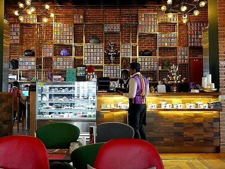 スリランカ コロンボ ザ ティーラウンジ バイ ディルマ アーケード インディペンデンス スクエア店 The t-Lounge by Dilmah
