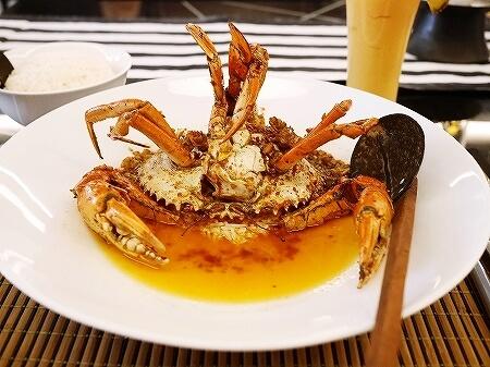 スリランカ コロンボ カニ 蟹 レストラン ブラックペッパー BLACK PEPPER ホットガーリッククラブ