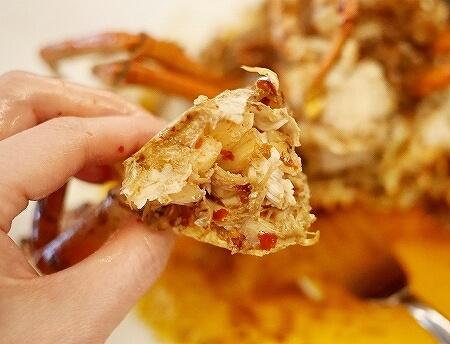 スリランカ コロンボ カニ 蟹 レストラン ブラックペッパー BLACK PEPPER
