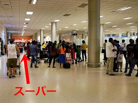 スリランカ コロンボ空港 お土産屋さん スーパー
