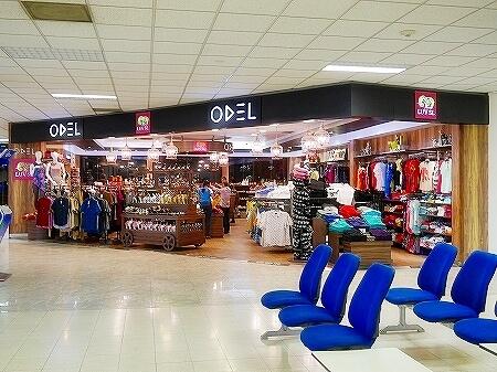 スリランカ コロンボ空港 お土産屋さん オデール ODEL