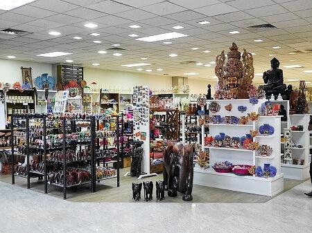 スリランカ コロンボ空港 お土産屋さん ラクサラ LAKSALA