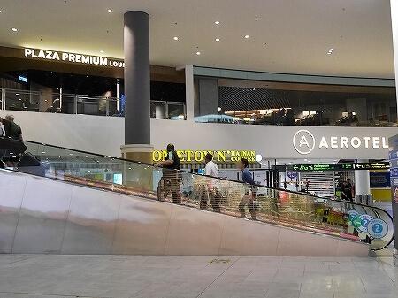 クアラルンプール空港(KLIA2)エアアジア 入国 乗り継ぎ ホール
