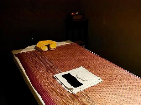 クアラルンプール空港 マッサージ スパ タイ オデッセイ KLIA2 Thai Odyssey 個室