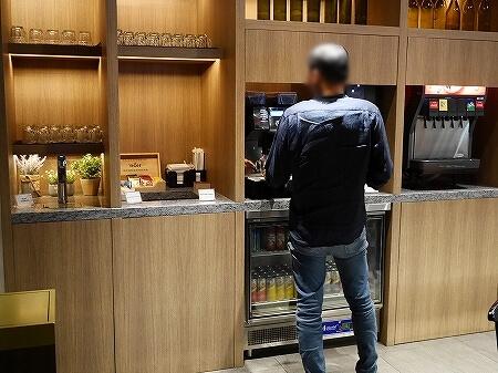 クアラルンプール空港 KLIA2 プラザプレミアムラウンジ 場所 PLAZA PREMIUM LOUNGE コーヒー 紅茶